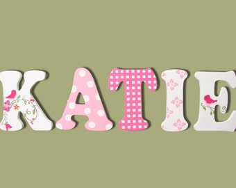 wooden signs wall letters for nursery wall decor wooden letters painted letters nursery name sign name sign cute boutique