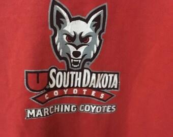 cheap for discount 30655 47e89 South dakota coyotes | Etsy
