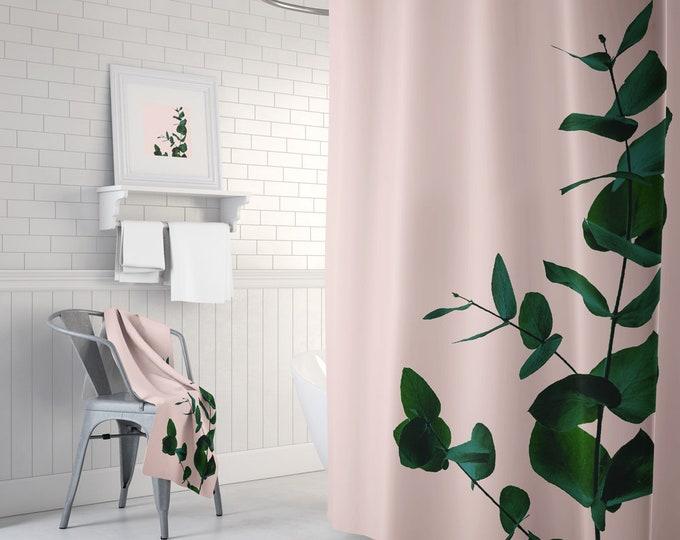 Botanical Shower Curtain - Botanical Decor