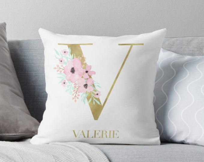 Personalized Pillow - Custom Name Pillow