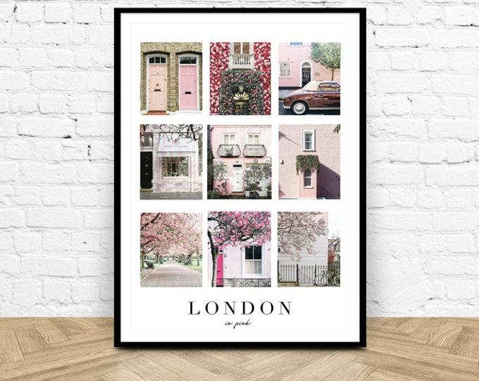 London Photography Print - London Poster