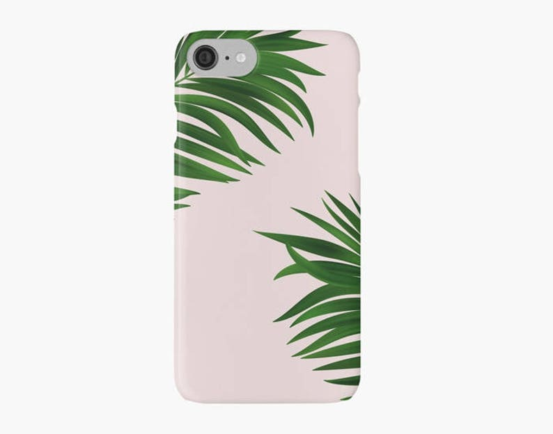 coque iphone 8 palmtree