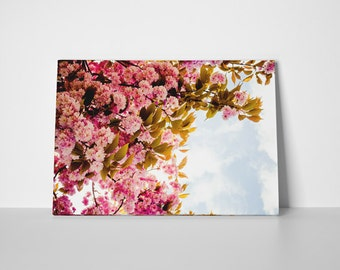 Blossoms Wall Decor - Floral Canvas Wall Art