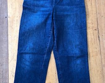 7331851a7958 Jeans LEVIS BIG E Western Wear Pearl Snaps W 29