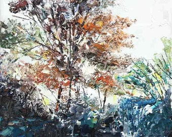 New England Landscape No.57, limited edition of 50 fine art giclee prints
