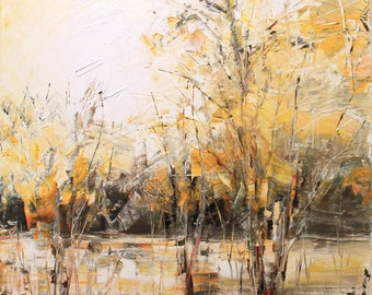 New England Landscape No.105, limited edition of 50 fine art giclee prints
