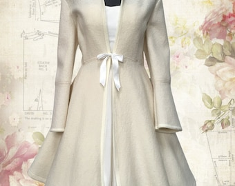 Bridal Jacket Wedding Coat