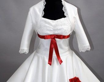 Bolero Bridal Jacket