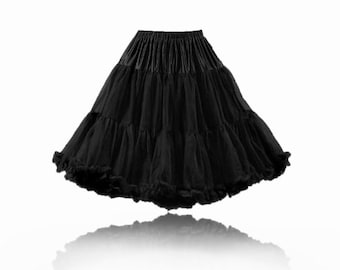 Petticoat Pettycoat Black