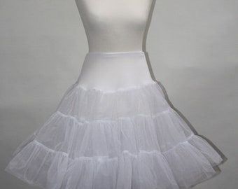 Petticoat Dress Rockabilly 50s fashion