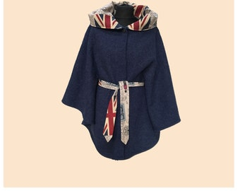 Super sweet poncho must have-measure versions!
