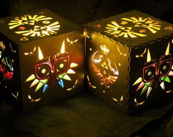 Legend of Zelda Inspired Lamp