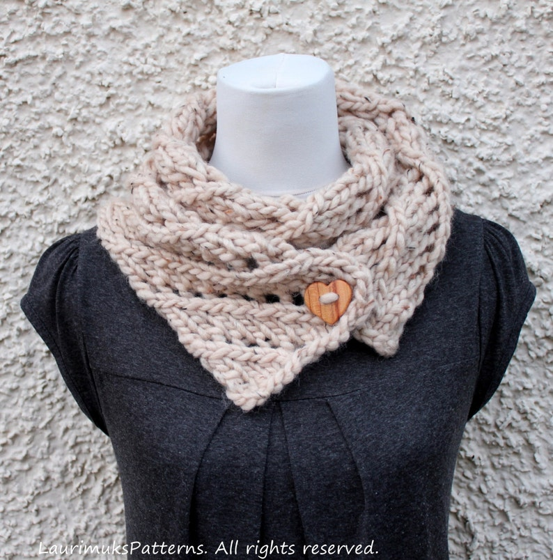 Knitting Pattern For Women Diagonal Lace Big Softie Scarf Etsy