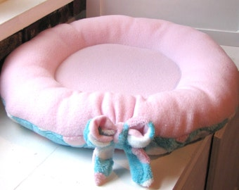 Oh The Cuteness! New Puppy or Kitten Reversible Bed
