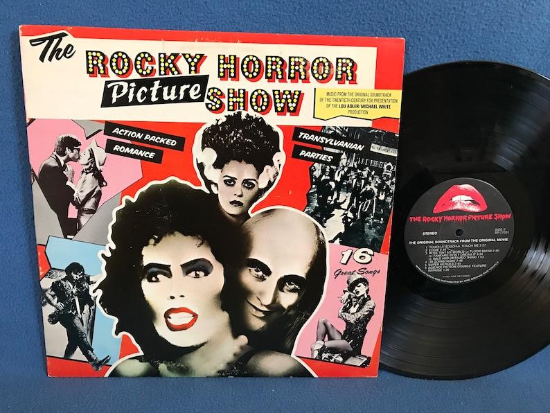 RARE Vintage Rocky Horror Picture Show Original image 0