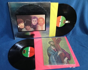 """Vintage, The Rascals - """"See"""" Vinyl LP Record Album, Original 1969 Press, w Insert, Any Dance'll Do, Ray of Hope, People Got to Be Free"""