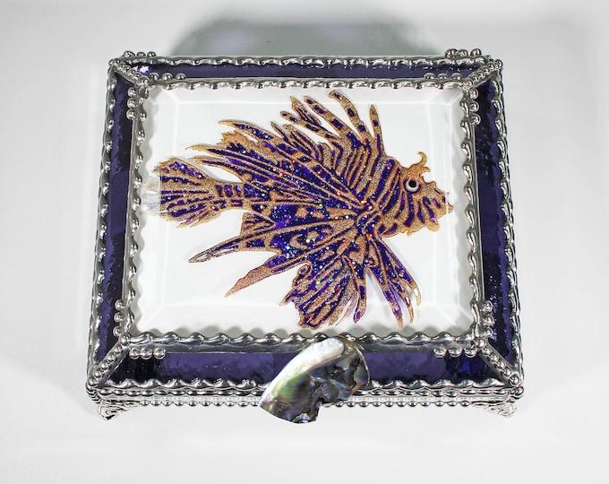 Lionfish 5x6 SILVER