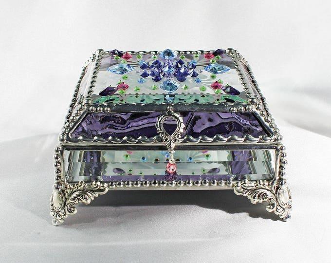 Jewel Encrusted 5x5