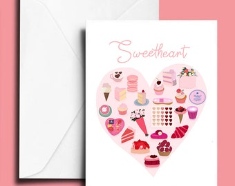 love from TAMPA FLORIDA card friendship card FL state cards lover card just because card sweetheart boyfriend girlfriend cards florida state