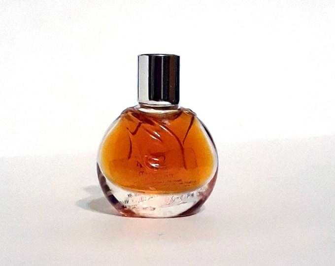 Vintage Chloe by Karl Lagerfeld Perfume 0.125 oz Eau de Toilette 1980s Original Formula Mini Miniature