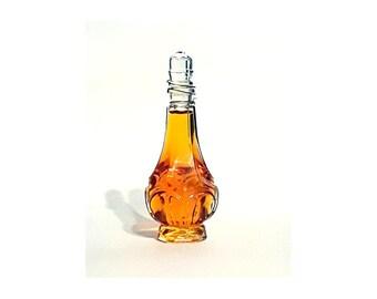 Vintage 1950s Muguet de Bonheur by Caron 0.63 oz (19ml) Pure Parfum Extrait Flacon Perfume