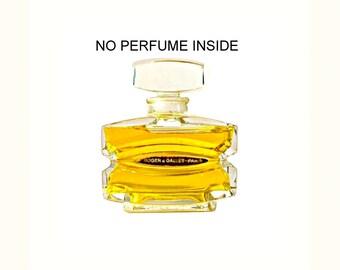 Antique 1930s Fugue by Roger et Gallet Parfum Baccarat Crystal Bottle Vintage Perfume