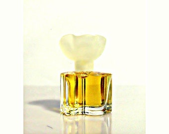 Vintage 1980s Oscar by Oscar de la Renta  0.13 oz Mini Miniature Parfum Splash PERFUME