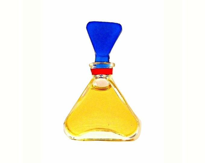 Vintage 1980s Liz Claiborne by Liz Claiborne 0.125 oz Parfum Splash Mini Miniature PERFUME