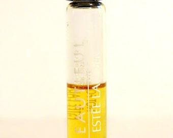 Vintage 1980s Beautiful by Estee Lauder 0.12 oz Eau de Parfum Splash Sample Vial PERFUME