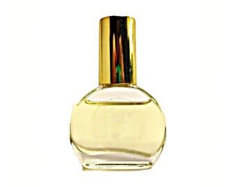 Vintage 1990s Laila by Geir Ness 0.50 oz Pure Parfum Mini Miniature PERFUME