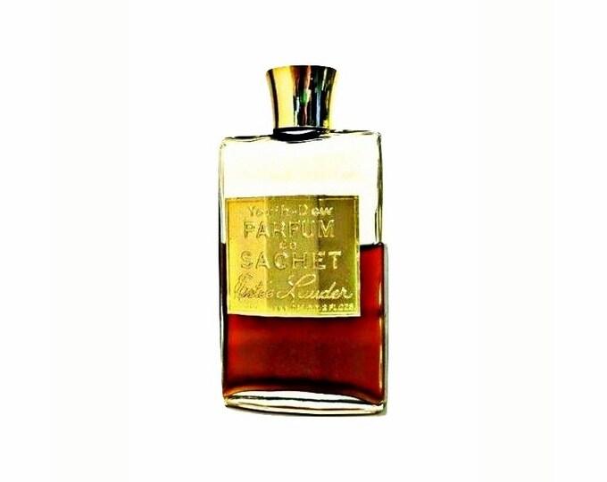 Vintage 1950s - 1960s Youth Dew by Estee Lauder 2 oz Parfum de Sachet Splash PERFUME