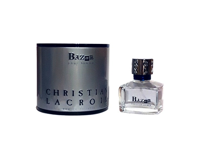 Bazar Pour Homme by Christian Lacroix  1.7 oz Eau de Toilette Spray and Box