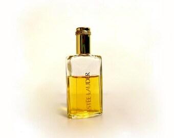 Vintage 1970s Soft Youth Dew by Estee Lauder 0.5 oz Parfum Splash PERFUME