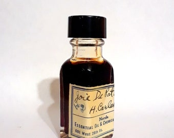 Vintage 1930s 5ml Joie Joy by Jean Patou Type PERFUME BASE Floral Blend Essential Oil Perfumery