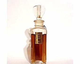 Antique 1920s Jardin des Reves by Berty Pure Parfum Art Deco Vintage Perfume Bottle