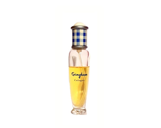 Vintage Gingham by Bath and Body Works Perfume 0.5 oz Cologne 1990s Original Formula