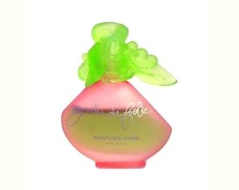 Vintage Grain de Folie by Gres 0.17 oz Eau de Toilette Mini Miniature Perfume