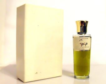 Vintage 1960s A Gogo by Hattie Carnegie 1 oz Cologne Concentrate Splash DISCONTINUED PERFUME