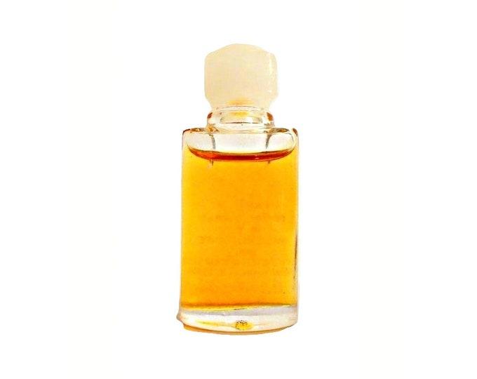 Vintage 1980s JOOP Femme by JOOP 0.1 oz Pure Parfum Mini Miniature Perfume
