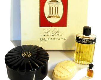 Vintage Fragrance Sets