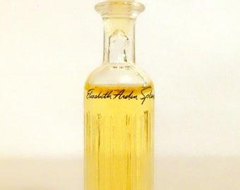 Vintage 1990s Splendor by Elizabeth Arden 0.12 oz Eau de Parfum Mini Miniature Perfume