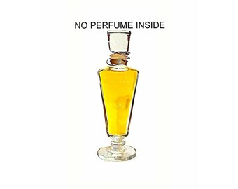 Vintage 1960s Collage by Adele Simpson 1 oz (30ml) Parfum Vintage Perfume EMPTY Bottle