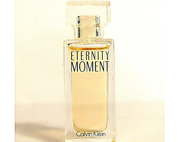 Eternity Moment Perfume by Calvin Klein 0.17 oz Eau de Parfum Mini Miniature