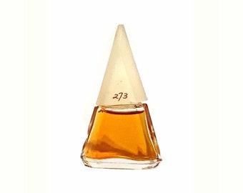 Vintage 1980s 273 by Fred Hayman 0.25 oz Eau de Parfum Mini Miniature  PERFUME