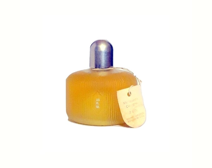 Vintage 1960s My Islands 2.5 oz (75ml) Cologne Splash
