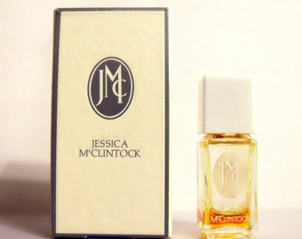 Vintage 1990s Jessica McClintock by Jessica McClintock 1/8 oz Eau de Parfum Splash Mini PERFUME