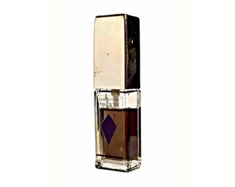Vintage 1980s Passion by Elizabeth Taylor 3/8 oz (11ml) Eau de Toilette SprayMini Purse Size Bottle PERFUME