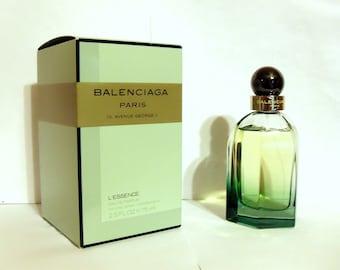 Balenciaga Paris L'Essence by Balenciaga 2.5 oz Eau de Parfum Spray and Box PERFUME