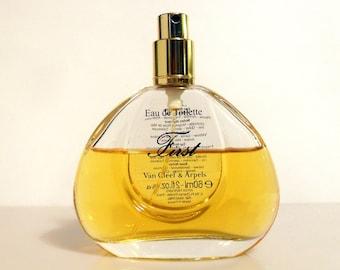 Vintage Perfume 1990s First by Van Cleef & Arpels 2 oz Eau de Toilette Spray