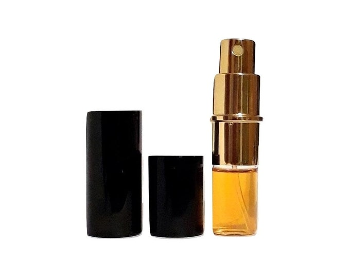 Vintage 1980s Samba by Perfumer's Workshop 0.25 oz (7.5ml) Eau de Toilette Purse Spray PERFUME